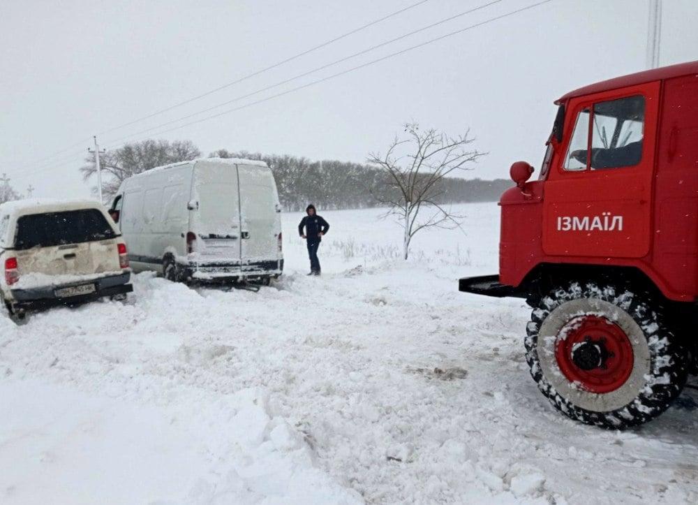 В Одесской области бойцы ГСЧС спасли почти тысячу человек (фото) «фото»