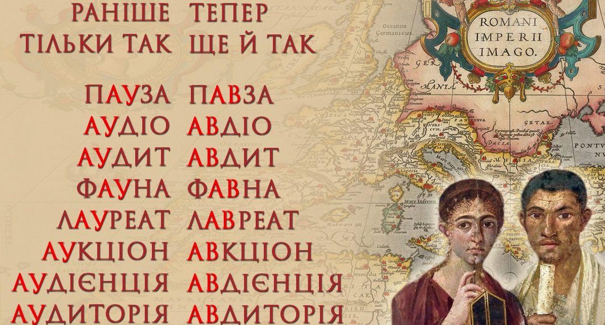 Киевский суд отменил новое украинское правописание: Кабмин подаст апелляцию «фото»