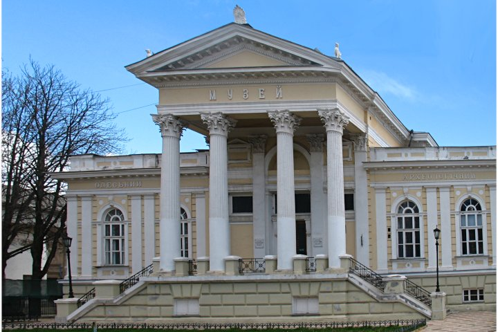 Академия наук выделила 150 тысяч на ремонт Одесского археологического музея (фото) «фото»