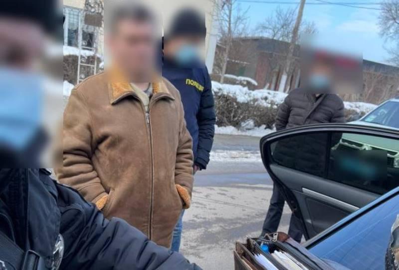 В Одесской области поселковый голова требовал взятку за установку МАФа (фото) «фото»