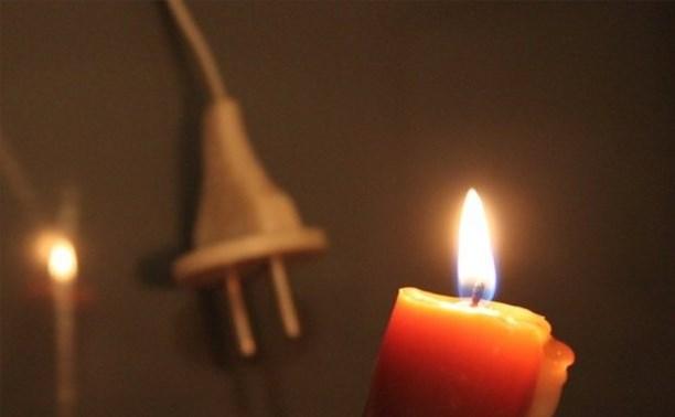В Одессе 14 домов остаются без света «фото»