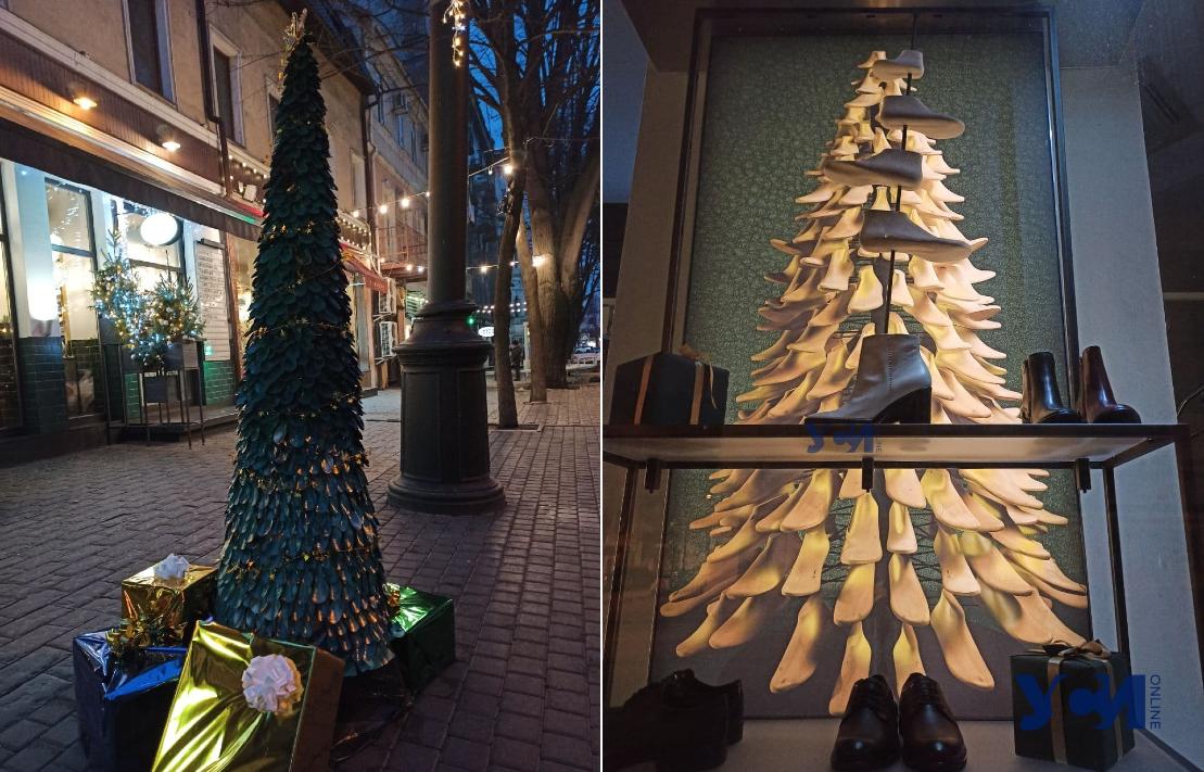 «С изюминкой»: как одесситы необычно украшали новогодние елки  (фото) «фото»