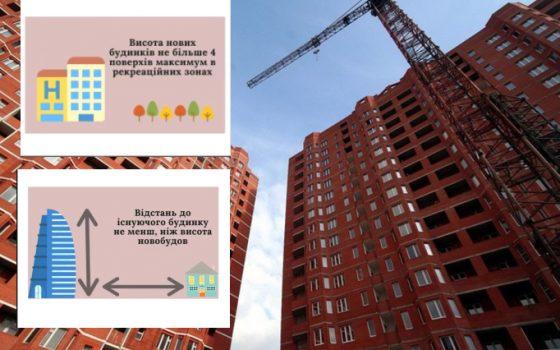 В Одессе планируют менять Зонинг: контролировать высотность, паркинги и озеленение «фото»