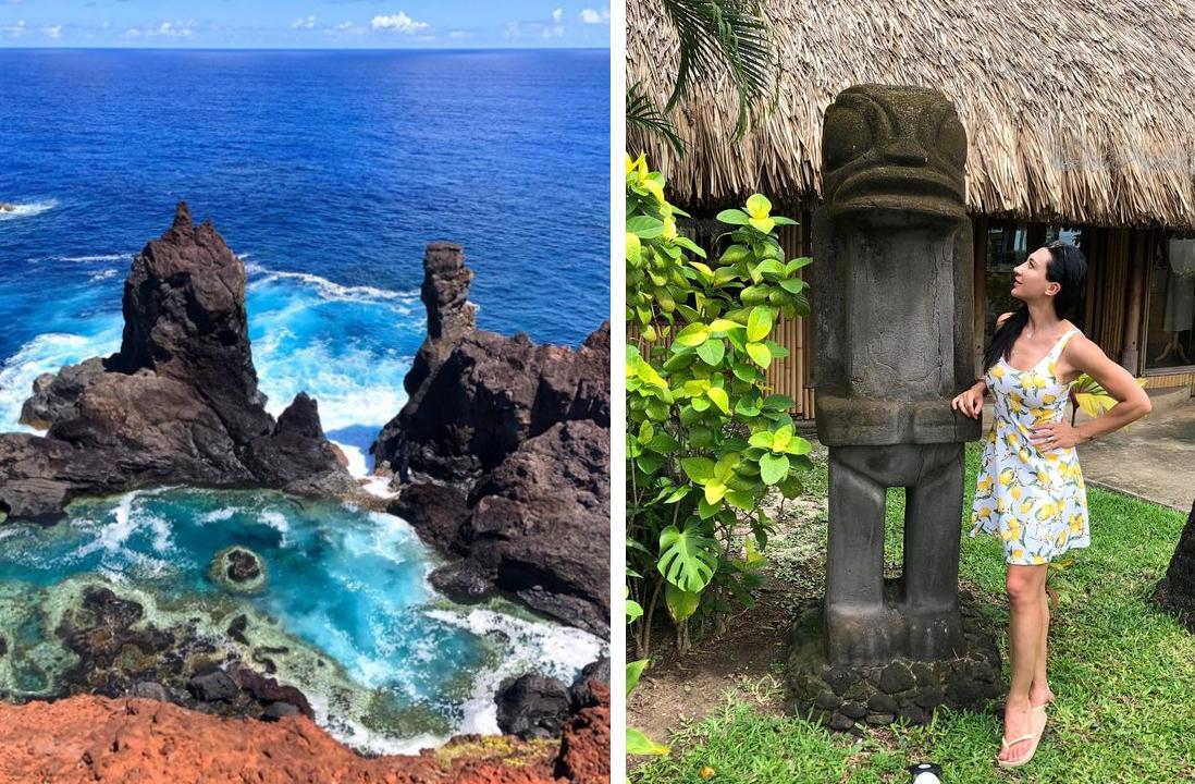 «Путешествия – мой кислород, то, что меня мотивирует» – тревел-блогер Ольга Мунтян «фото»