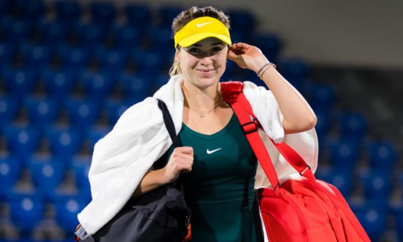 Одесская теннисистка Свитолина одержала новую победу «фото»