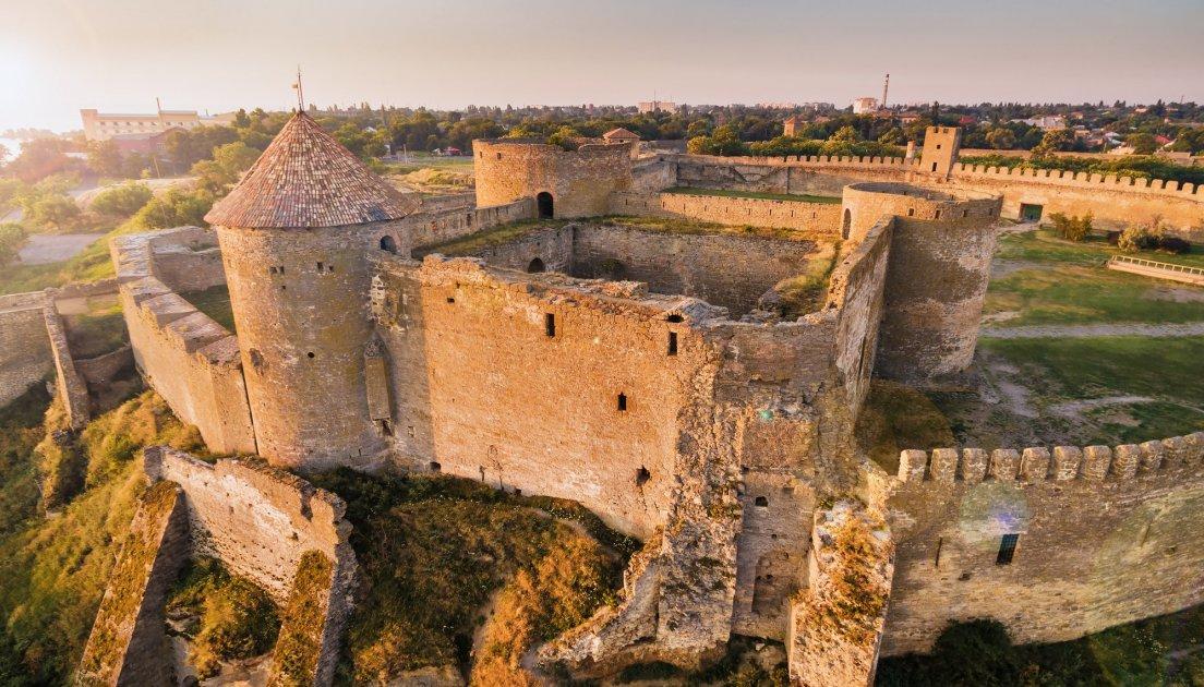 Аккерманскую крепость хотят внести в президентскую программу «Большая реставрация» «фото»