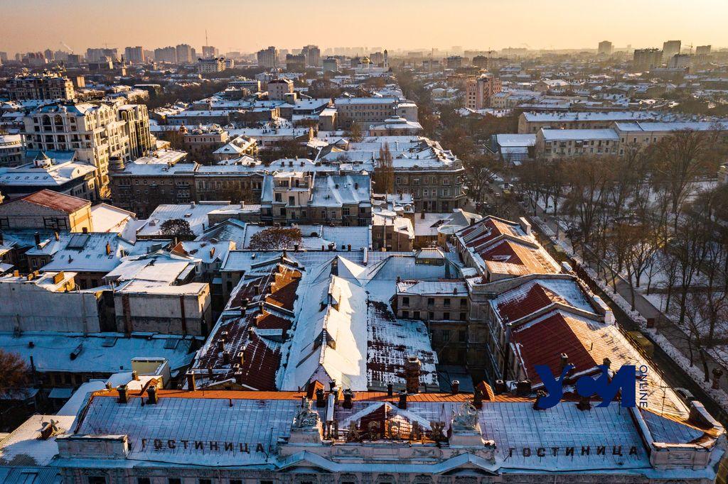 Одесситам обещают теплую и солнечную субботу «фото»