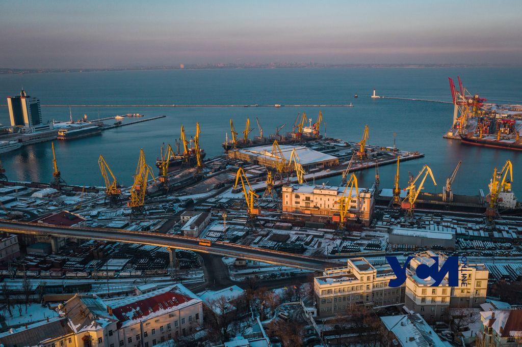 Одесский порт снова может стать убыточным предприятием (фото) «фото»