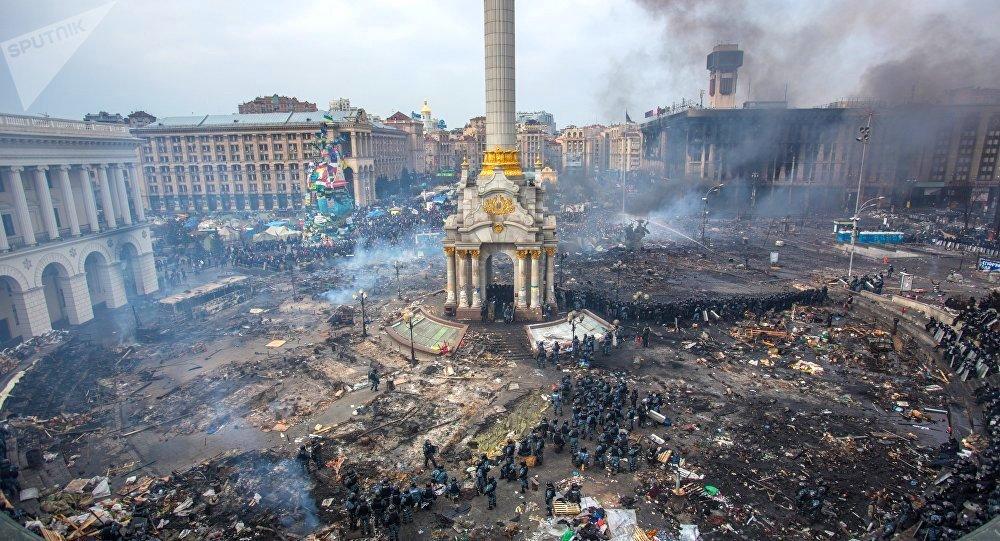 Причиной конфликта на Майдане в 2013-2014 стали действия властей, – ЕСПЧ «фото»