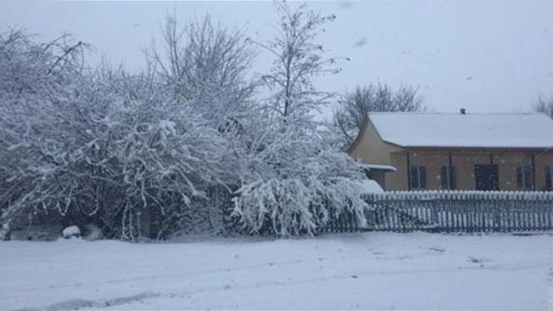 Более 70 населенных пунктов Одесской области все еще обесточены «фото»