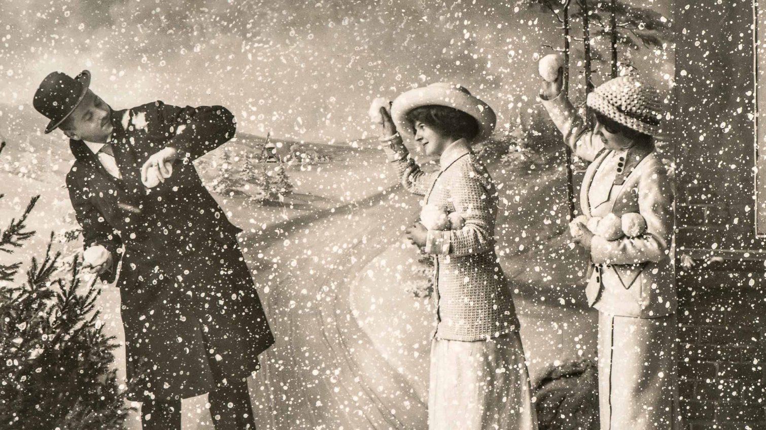 Чем занимались в Одессе зимой полтора-два века тому назад (фото) «фото»
