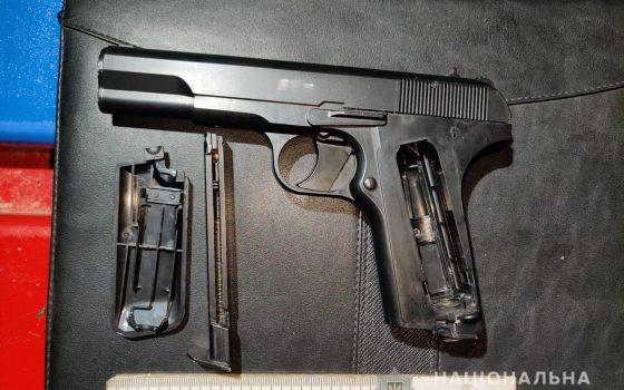 В Измаиле школьник стрелял по сверстникам на детской площадке (фото) «фото»