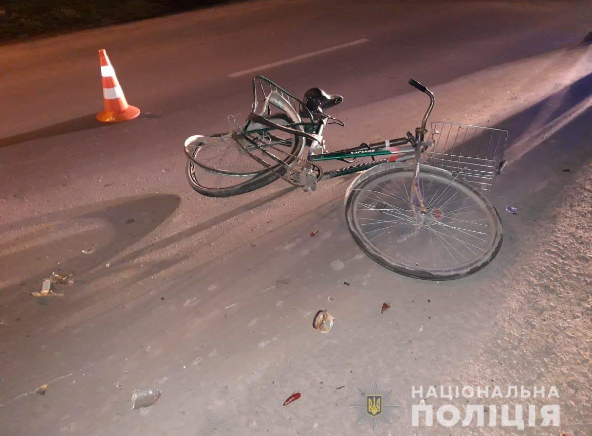 В Измаиле неизвестный сбил насмерть велосипедиста и сбежал (фото) «фото»