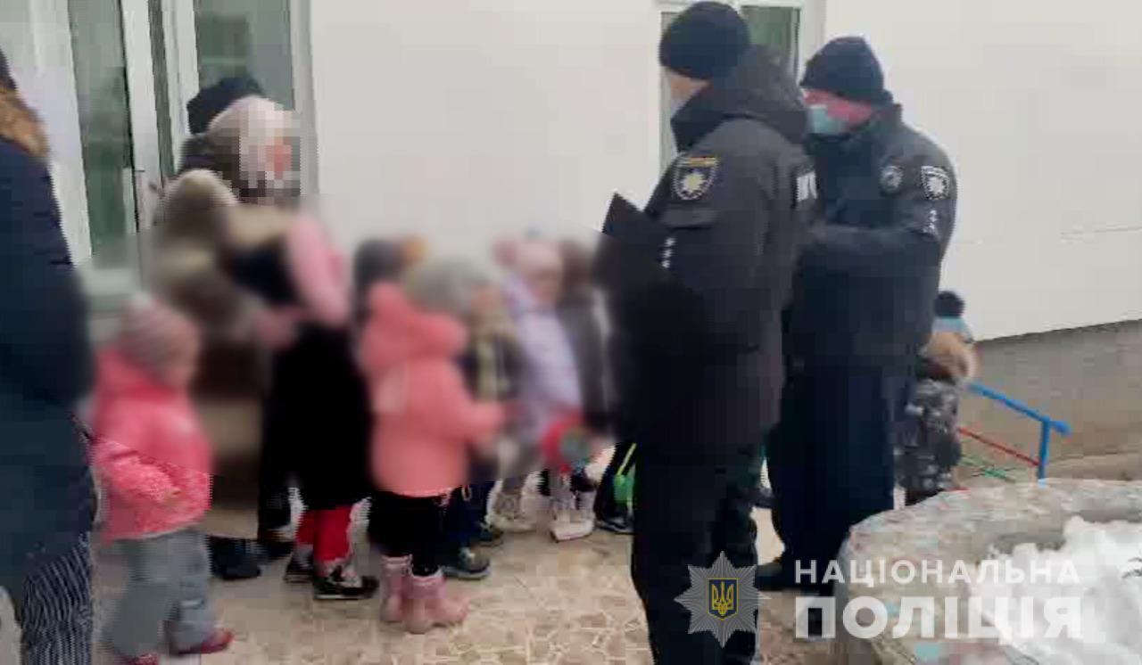 В Одессе снова ищут бомбы в детсадах (фото, видео) Обновлено «фото»