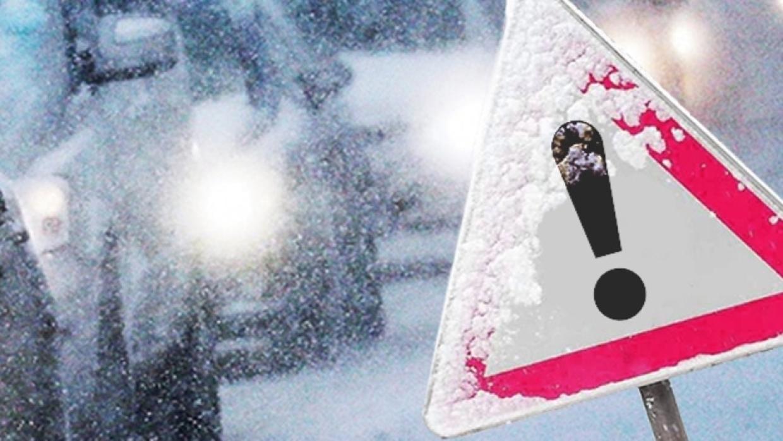 В Одесской области водители могут переждать снегопад на специальных площадках (карта) «фото»