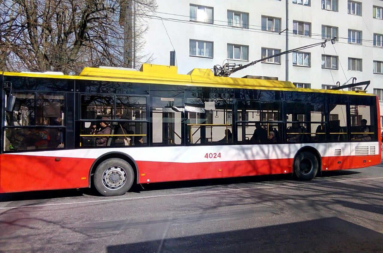 Не хватает на кредит за троллейбусы: уставной фонд ОГЭТ увеличат на 45 миллионов «фото»
