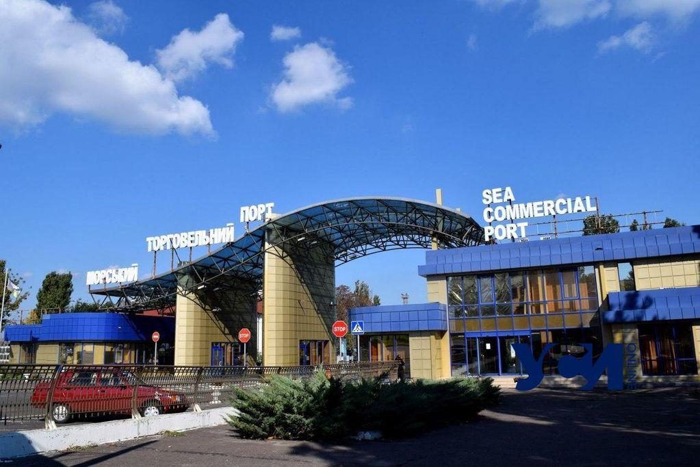 С подозреваемого в вымогательстве директора Черноморского морпорта сняли электронный браслет «фото»