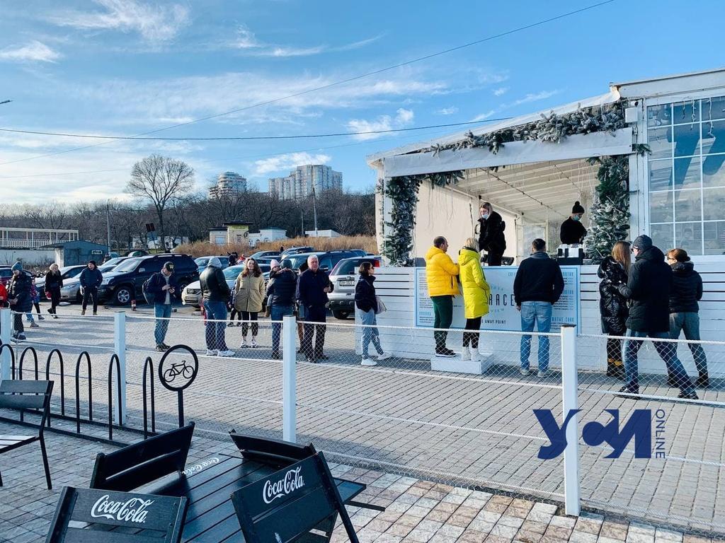 В Одессе будет теплое, но пасмурное воскресенье «фото»