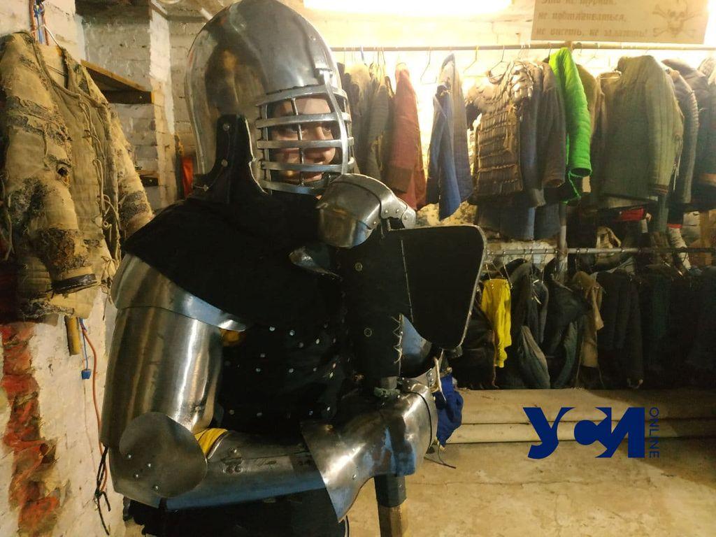 В Одессе девушки-рыцари готовятся к отбору на Битву наций (фото, видео) «фото»