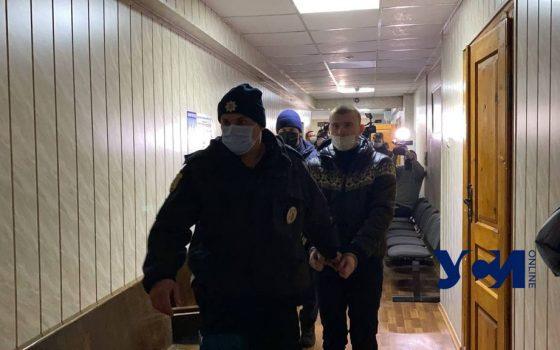 На суд над обвиняемым в убийстве Даши Лукьяненко не пустили журналистов (фото, видео) «фото»