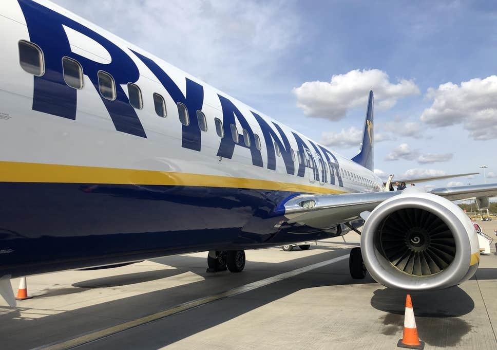 Ирландская авиакомпания Ryanair отменила рейсы из Одессы «фото»