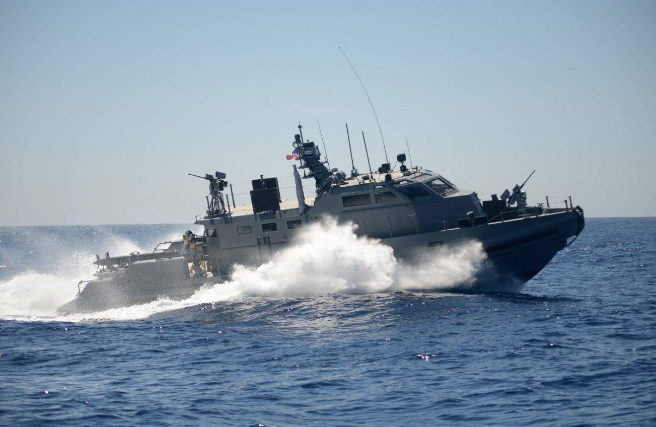 США покупает для Украины патрульные катера «фото»