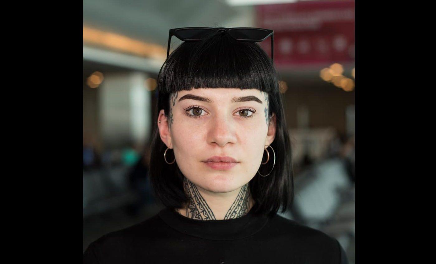 Тату-мастер из Одессы стала участницей фотопроекта «100 лиц из 100 стран» (фото) «фото»