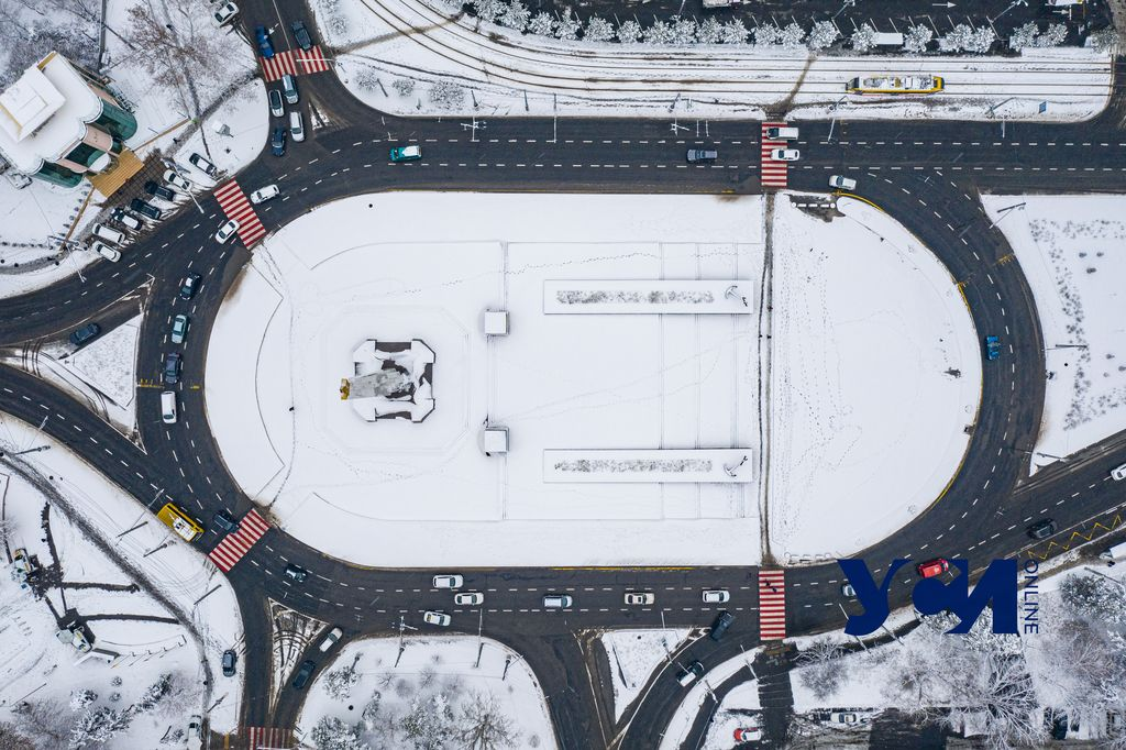Одесса вошла в мировой топ городов с самыми большими пробками «фото»