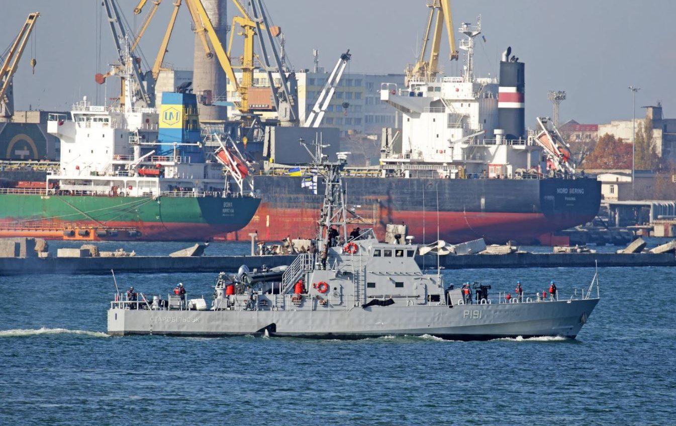 В первой половине 2021 года ВМС Украины получит еще три «Айленда» «фото»