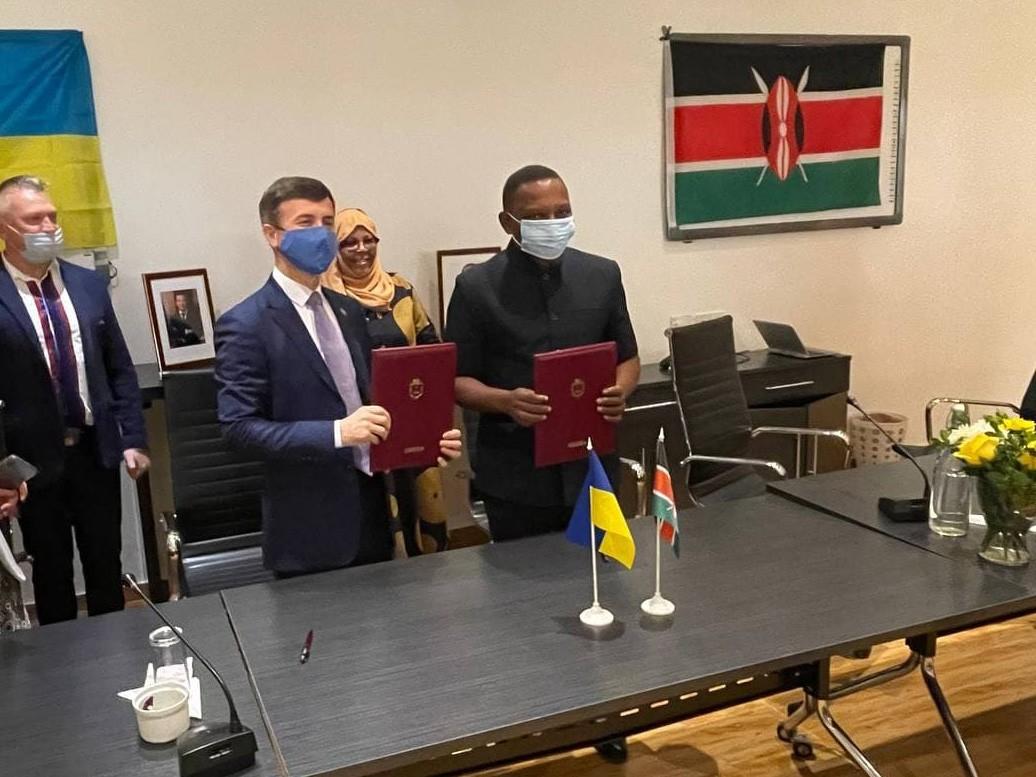 Одесса обзавелась новым городом-партнером в Африке (фото) «фото»