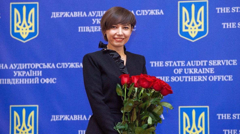 В Южном офисе Госаудитслужбы представили нового руководителя (фото) «фото»