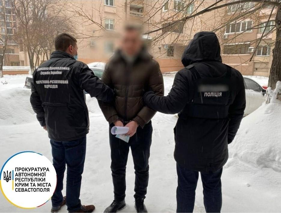 Перевозили нелегалов: задержан вербовщик украинских моряков (фото) «фото»
