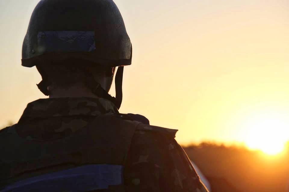 На фронте погиб одессит, боец 59-й бригады «фото»