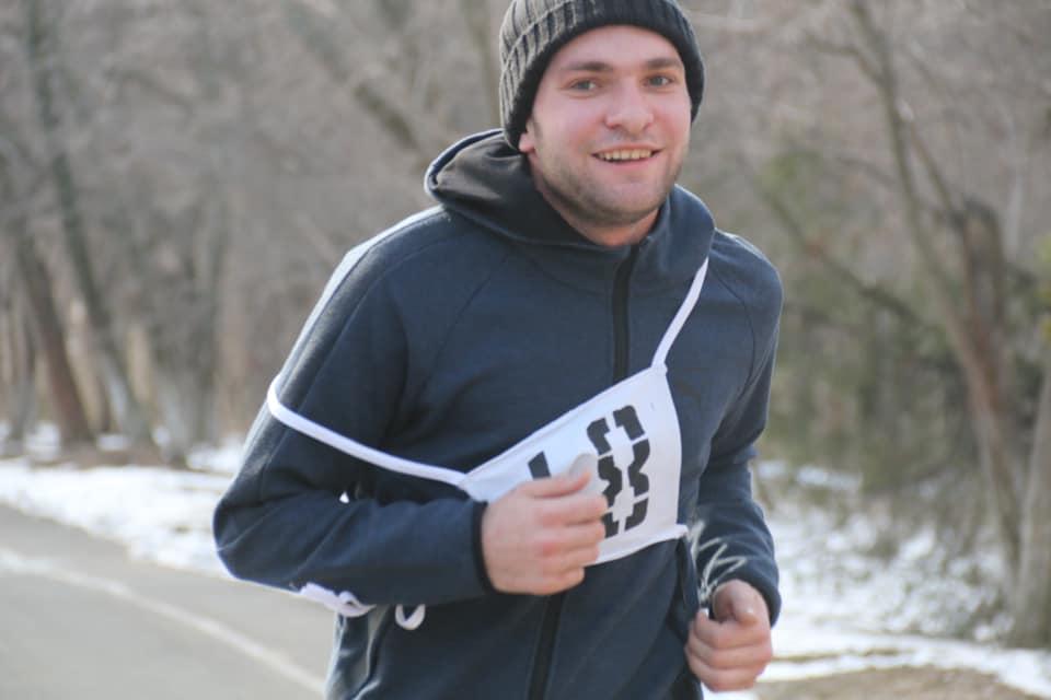На Трассе здоровья устроили 10-километровый забег (фото) «фото»