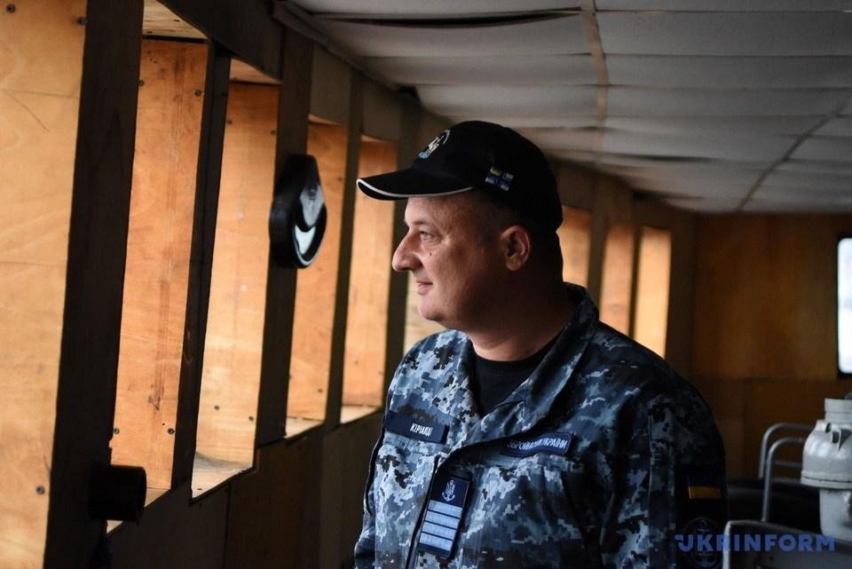 В одесский Институт ВМС назначили нового начальника (видео) «фото»