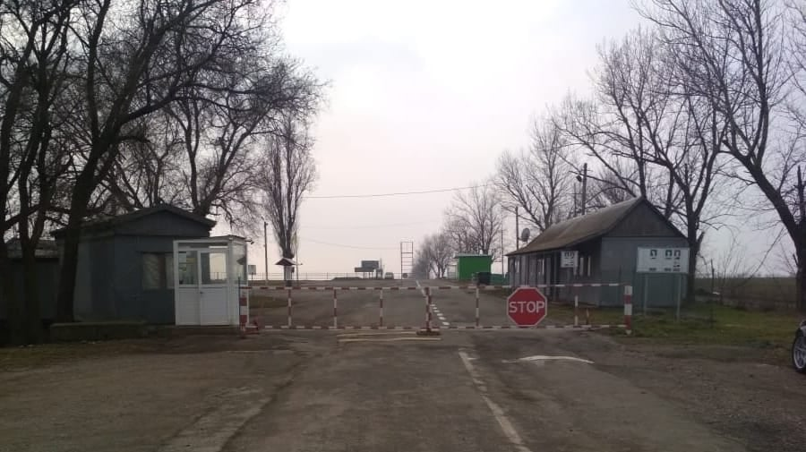 Молдова откроет КПП на границе с Украиной «фото»