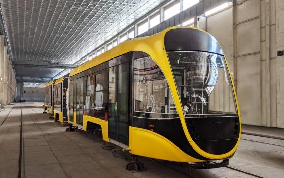 Одесско-днепровская компания поставит современные трамваи в Киев «фото»