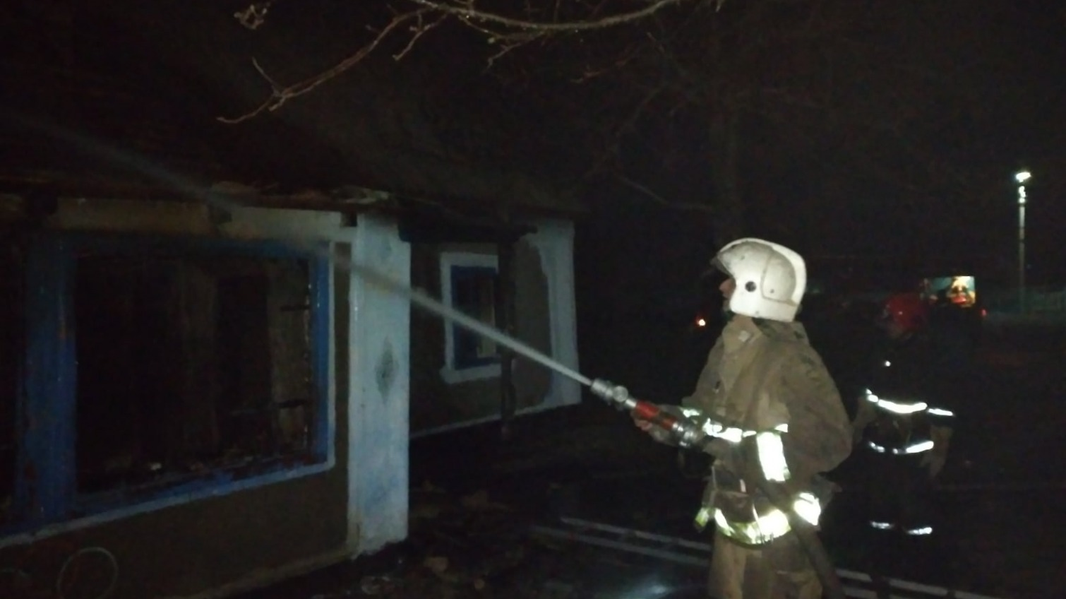 В Одесской области в сгоревшем доме нашли труп (фото) «фото»