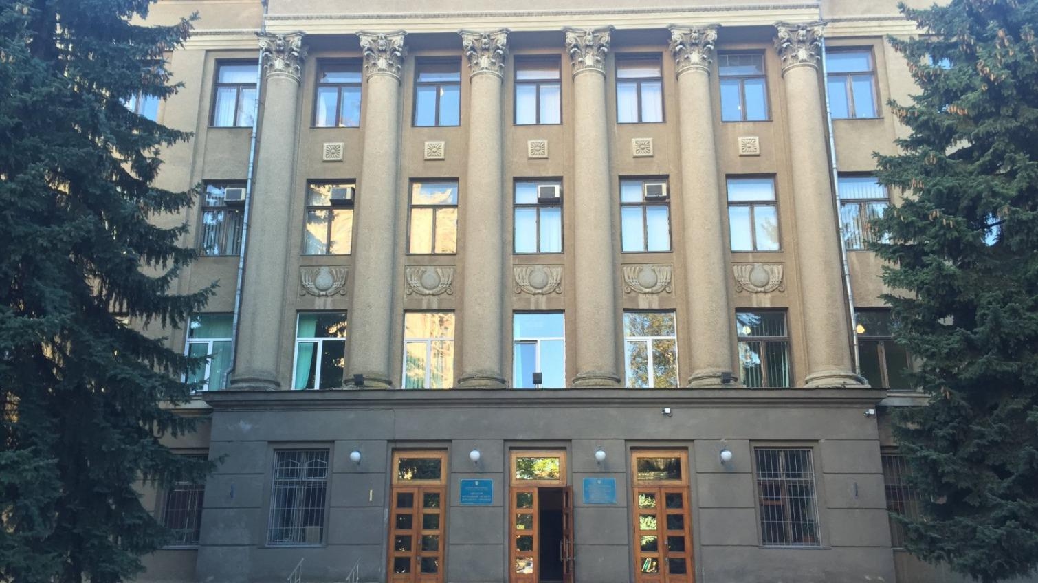 Одесскую Академию управления присоединят к политеху (фото) «фото»
