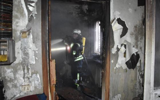 В пожаре на Таирова погибли двое людей (фото) «фото»
