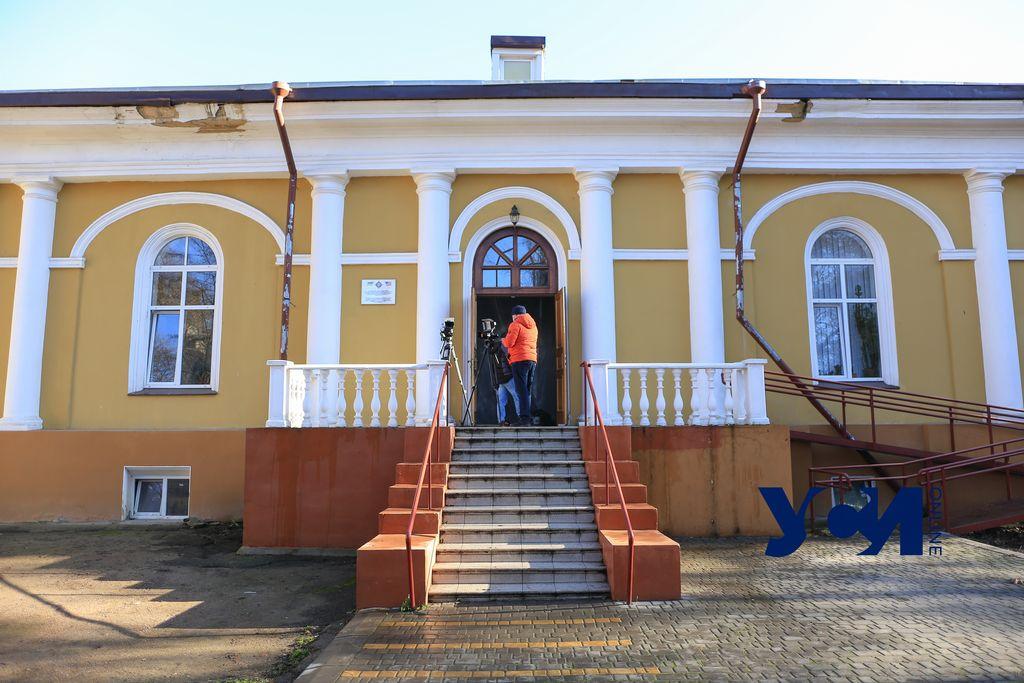 В Одессе хотят объединить ветеранский и глазной госпитали «фото»