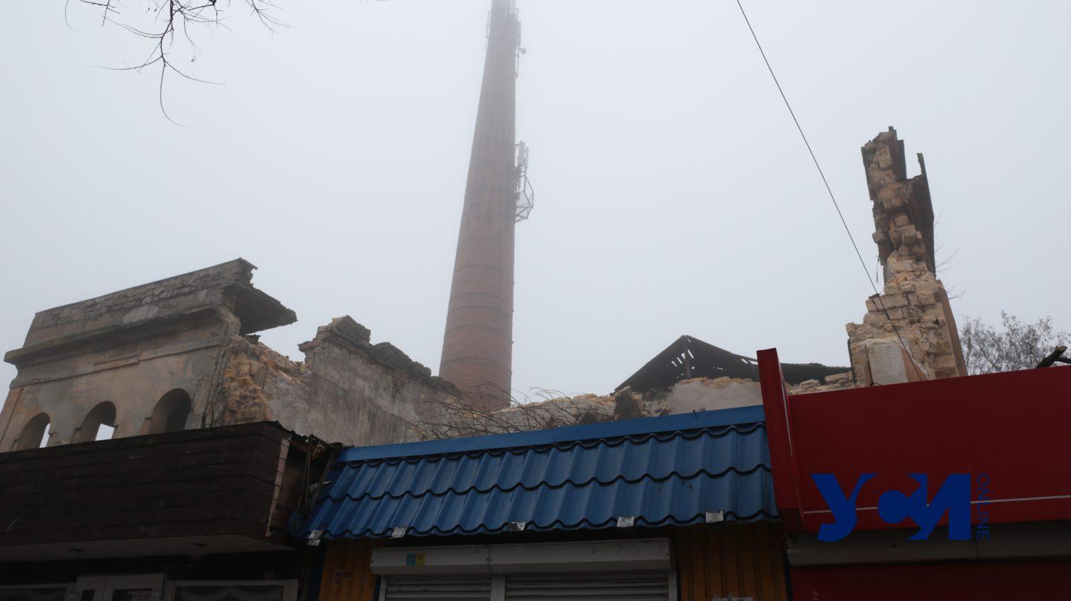 Один владелец: рухнувшая «Полярная звезда» и обвалившееся здание на Деволановском принадлежат гражданину Греции (фото, аудио) «фото»