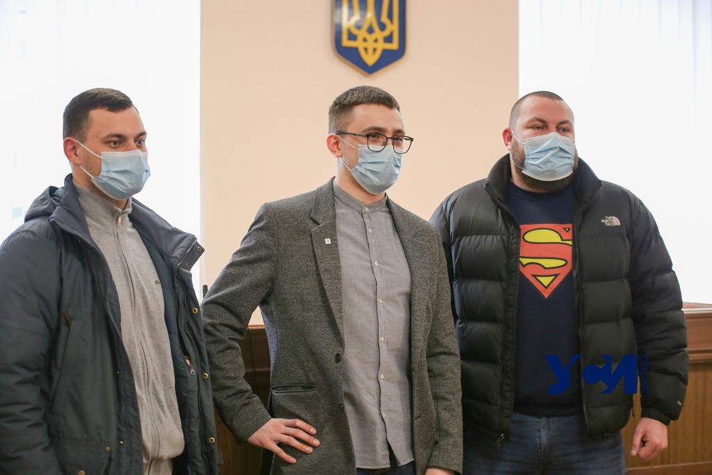 В деле Стерненко заслушали свидетелей обвинения и защиты (фото) «фото»