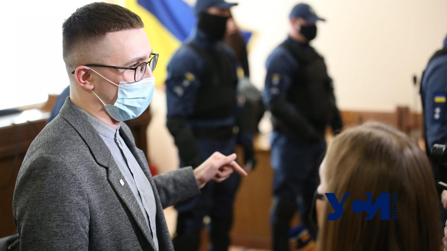 Прокурор рассказал, почему пострадавший в деле Стерненко не являлся в суд (видео) «фото»