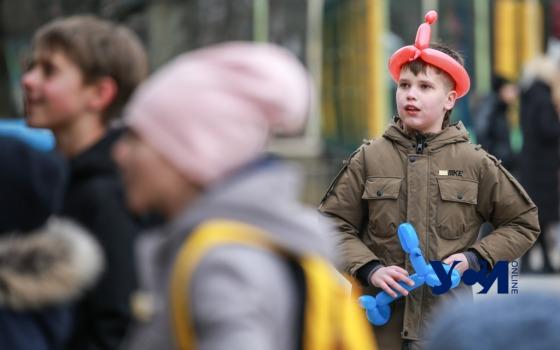 Как одесситы праздновали в парке Горького Глинтвейн фестиваль (фото) «фото»