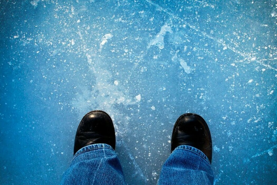В Шабо спасатели помогли застрявшему на льду мужчине «фото»