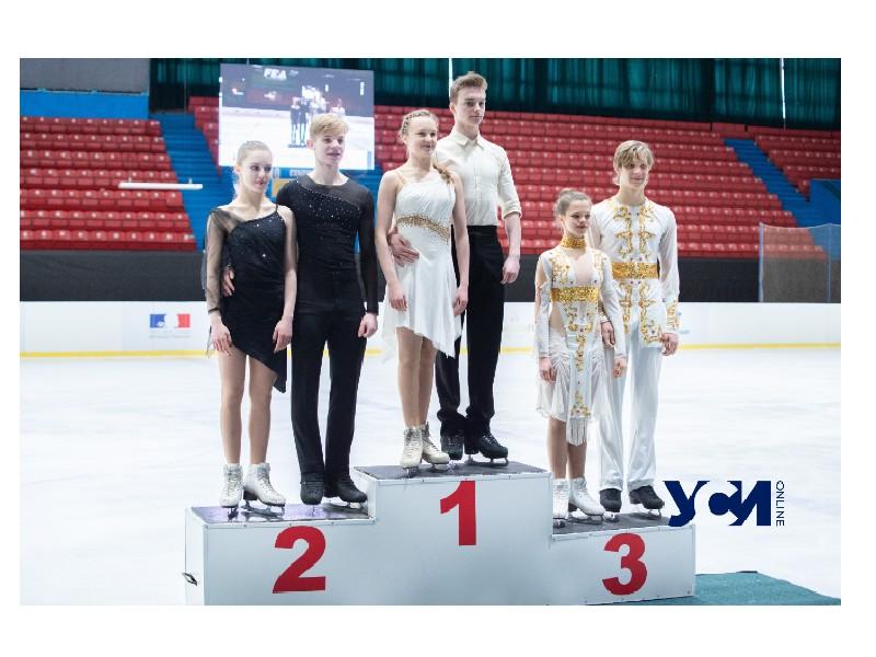 Танцы на льду: в Одессе объявили победителей (фото) «фото»