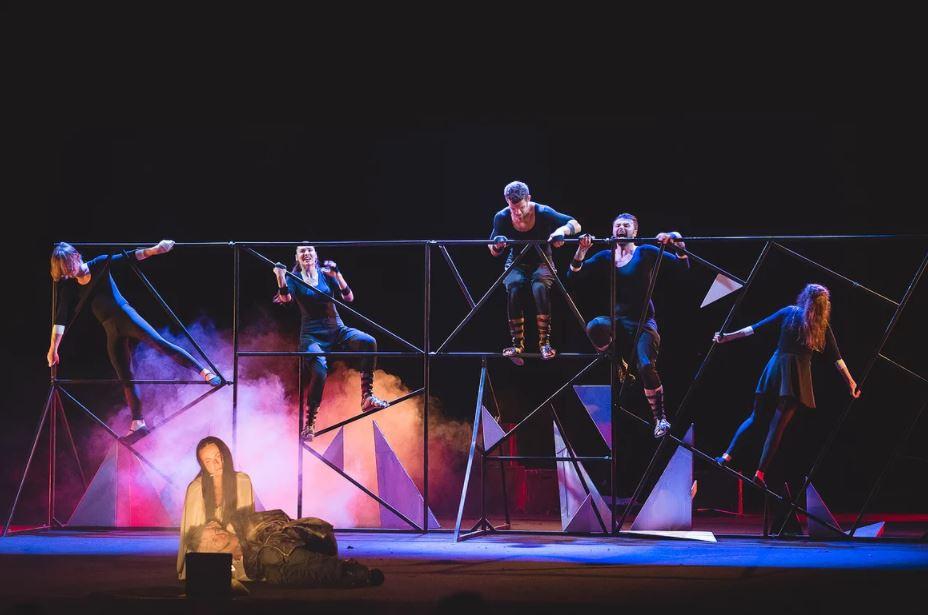 Одесский «TeatrOK» покажет в Европе спектакль об оккупации Крыма (фото, видео) «фото»