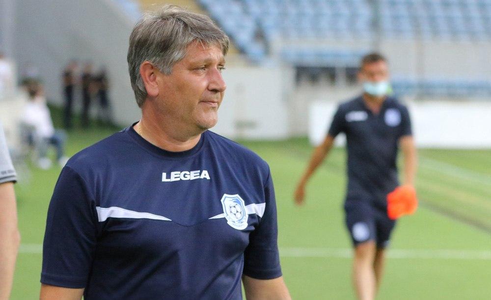 Болельщики в шоке: «Черноморец» уволил старшего тренера «фото»