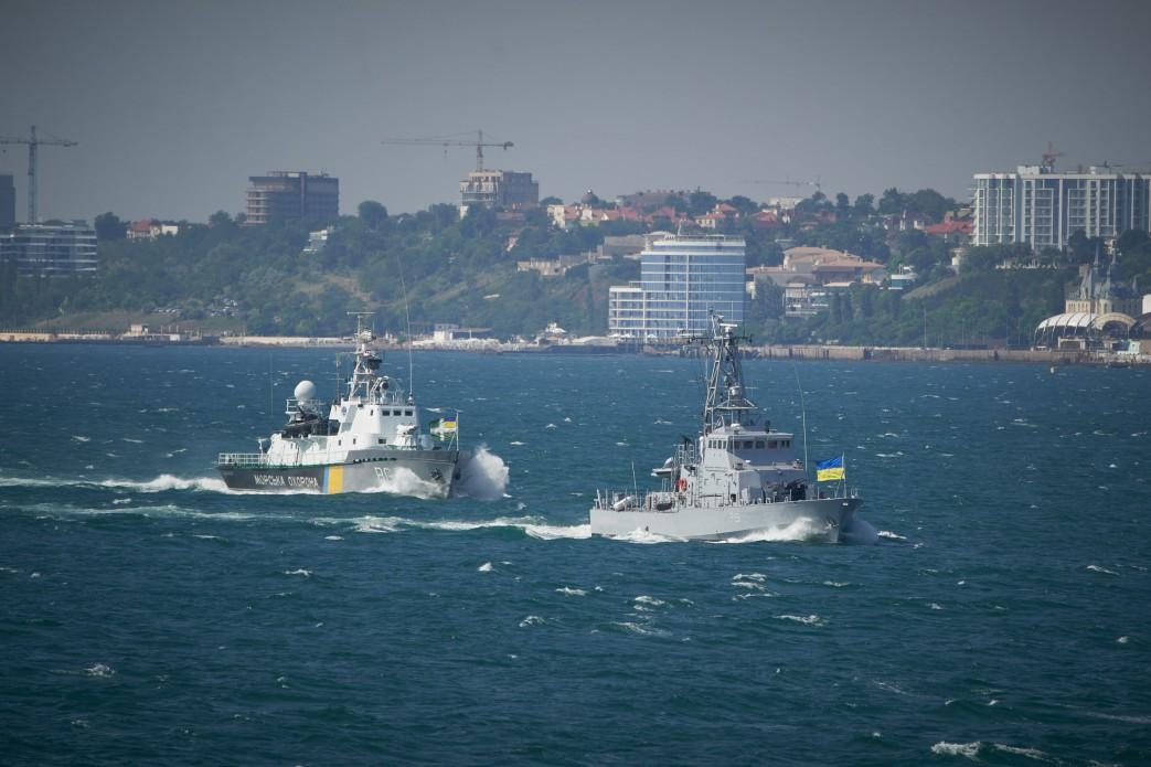 На День Независимости в Одессе хотят продемонстрировать мощь ВМС Украины «фото»